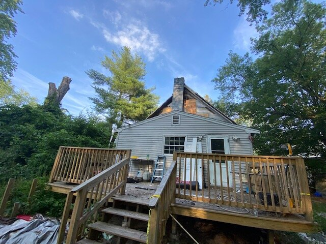 Houses We Bought in Derry, NH