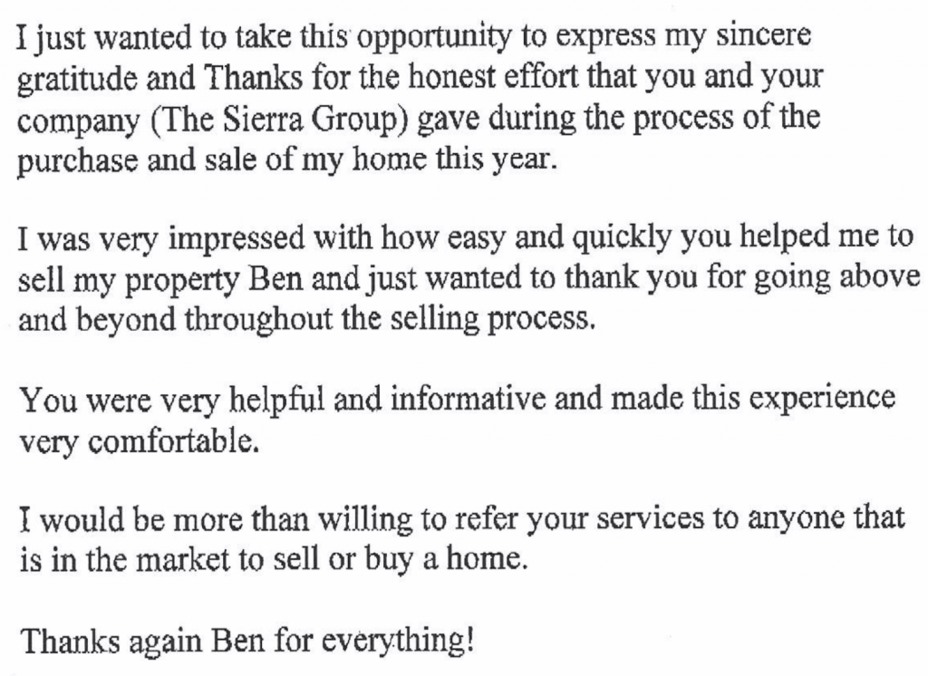the sierra group reviews