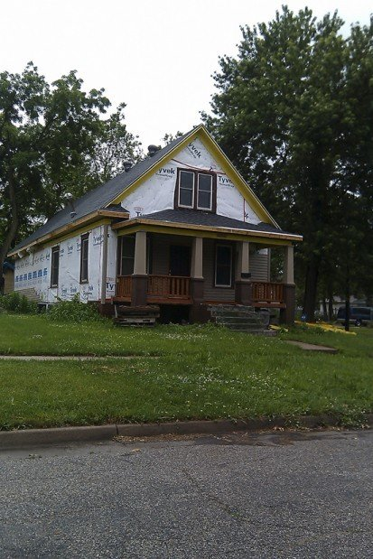 Lincoln NE House with Code Violations