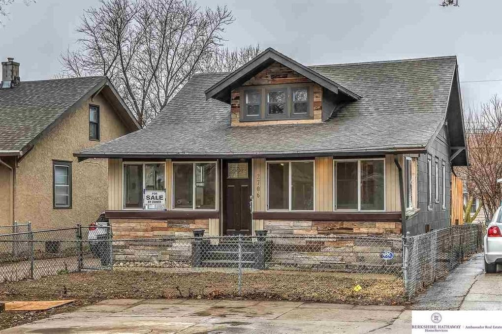Omaha house with code violations