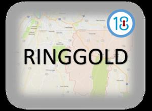Map of Ringgold, GA where we buy 3BD/2BA.