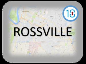 Map of Ringgold, GA where we (18 Chambers) buys 3BD/2BA.