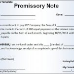 Converting Your Promissory Note Into Cash In Omana