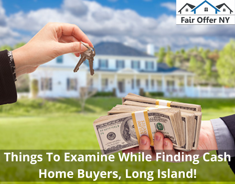 Cash Home Buyers, Long Island