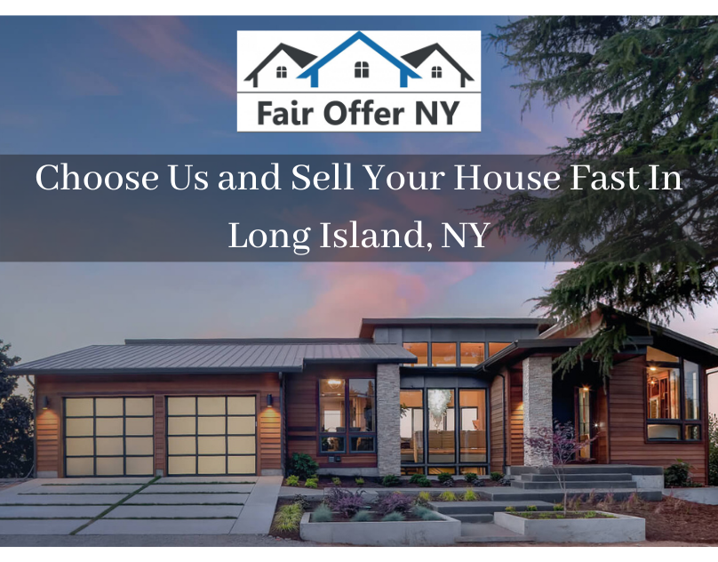 Sell your house fast in long island NY