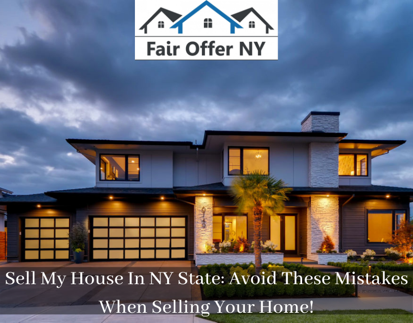 Sell my house in NY state
