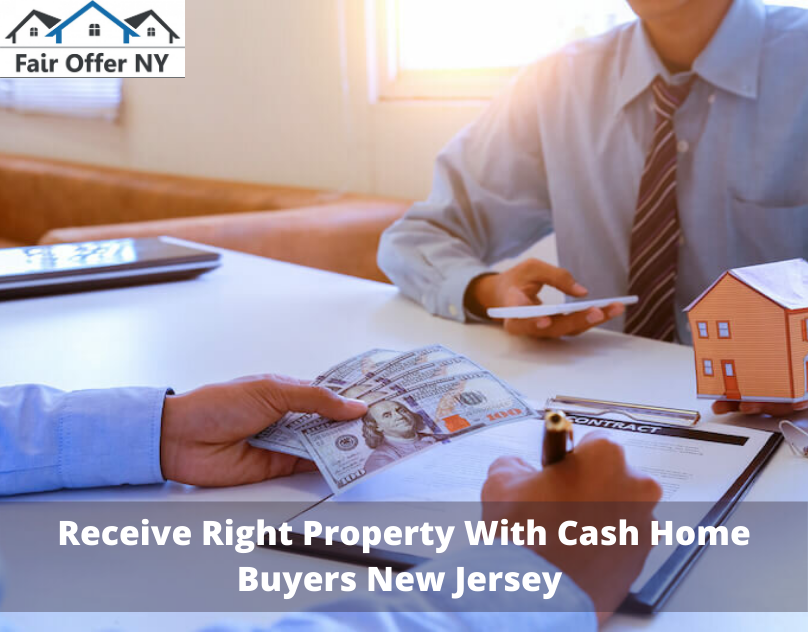 cash home buyers New Jersey