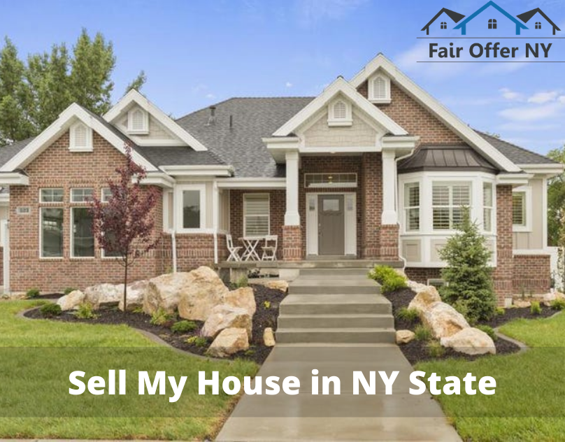 selling my house in NY State