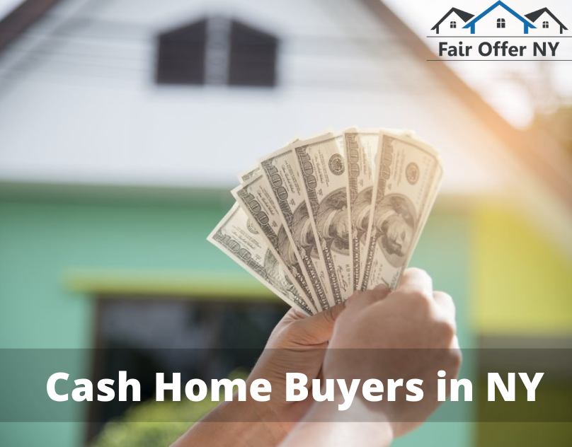 Cash Home Buyers in NY