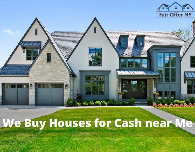 We Buy Houses for Cash near Me
