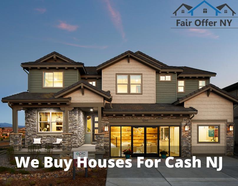 We buy houses for cash NJ
