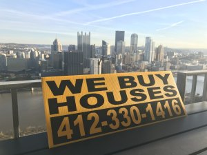 We can buy your Pittsburgh house. Contact us today!