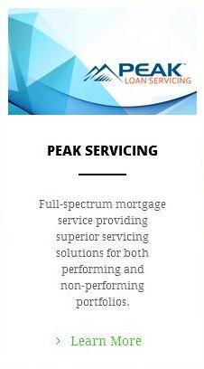 Peak Loan Servicing