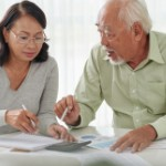 Prepare For The Home Buying Offer In A Seller's Market | older asian couple