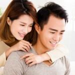 Flip Houses With No Money | happy asian couple