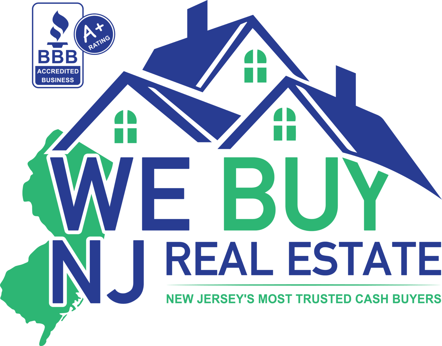 We Buy NJ Real Estate logo