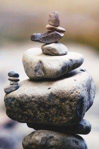 Austin Texas Direct Home Buyers Balancing Act-Rocks