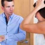 Ways To Deal With A Frustrating Tenant | man pointing at paper