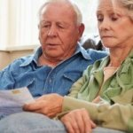 avoiding foreclosure elderly couple