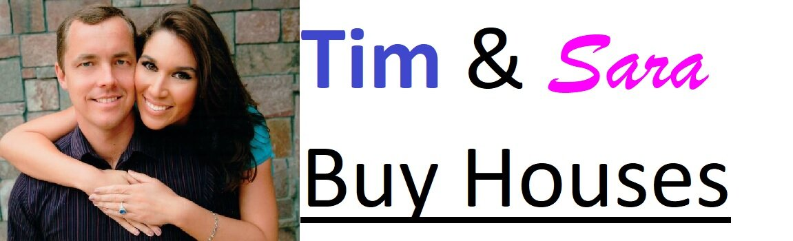 Tim and Sara Buy Houses! logo