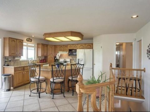 Kitchen of seller financing Layton UT