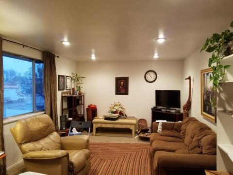 Front room of a home with Seller Financing Provo UT