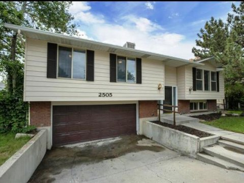 1983 home with the rent to own option in Taylorsville Utah