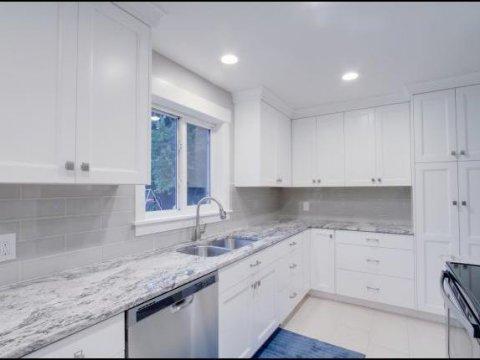 Salt Lake City Utah rent to own homes kitchen
