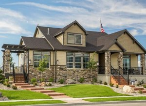 Telluride floor plan in West Creekside Estates - Utahhomes.biz