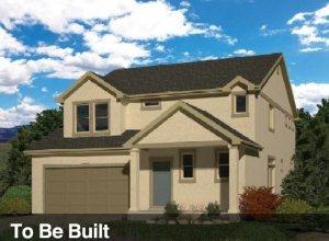 Yampa floor plan in West Creekside Estates