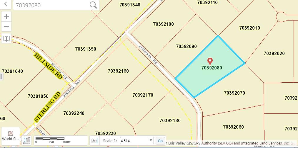 land for sale in blanca colorado