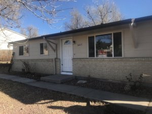 investment property colorado springs