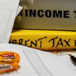 inherited house tax