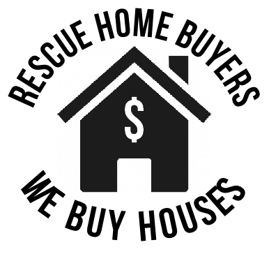 RESCUE HOME BUYERS logo