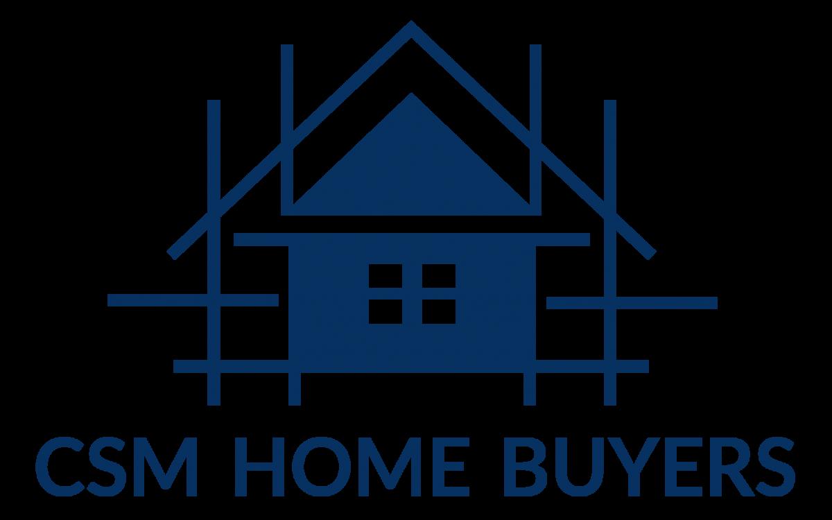 CSM Home Buyers logo