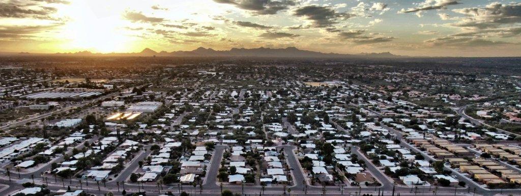 Tucson AZ Sunset