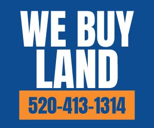 WE BUY LAND TUCSON