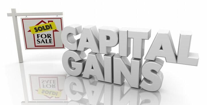 tucson home capital gains