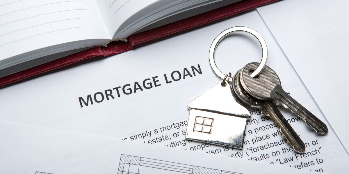 owner financing if i have a mortgage on the property | house keys on mortgage paperwork