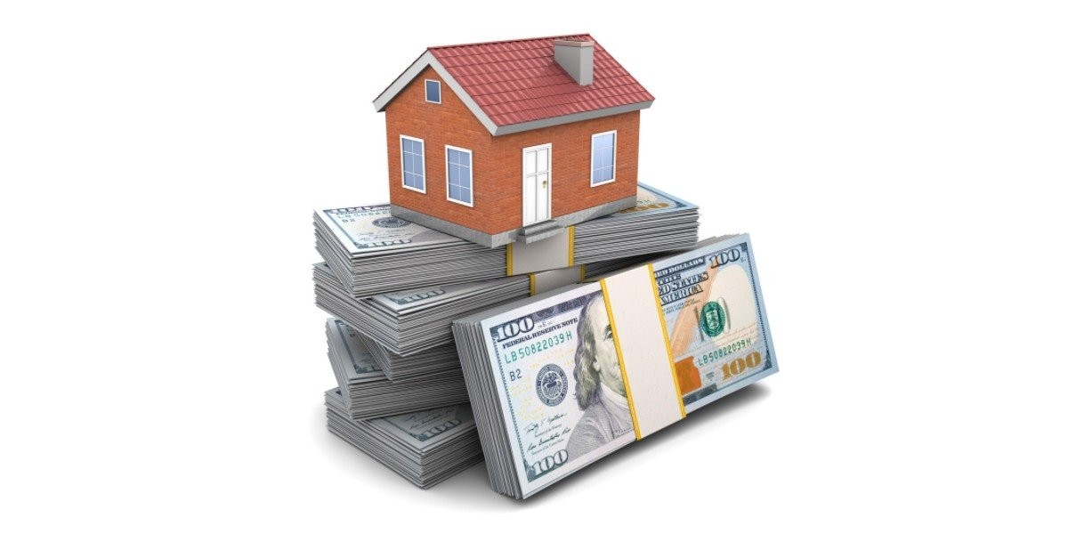 Costs To Sell Your Home | house sitting on cash
