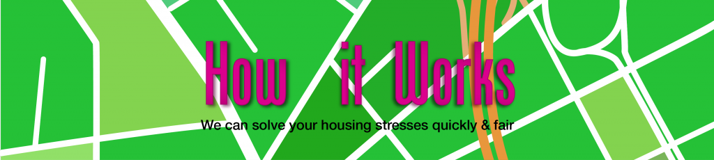 We can relieve housing stress quickly - We're house buyers in CT that pay cash. This is how it works.