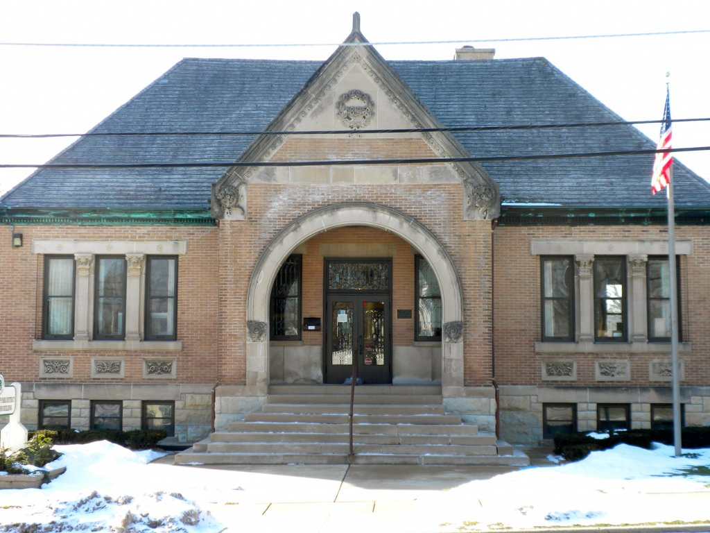 Carpentersville library - on the Sell your house fast in Carpentersville IL page