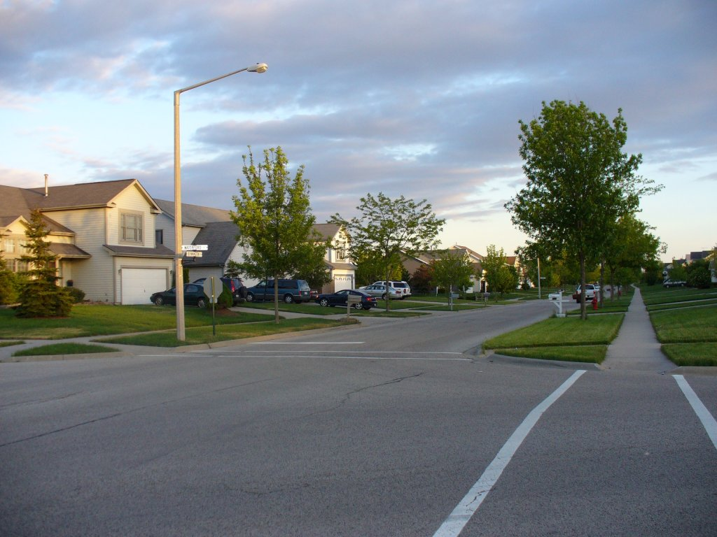 Sell your house fast in Crystal Lake IL - Crystal Lake intersection