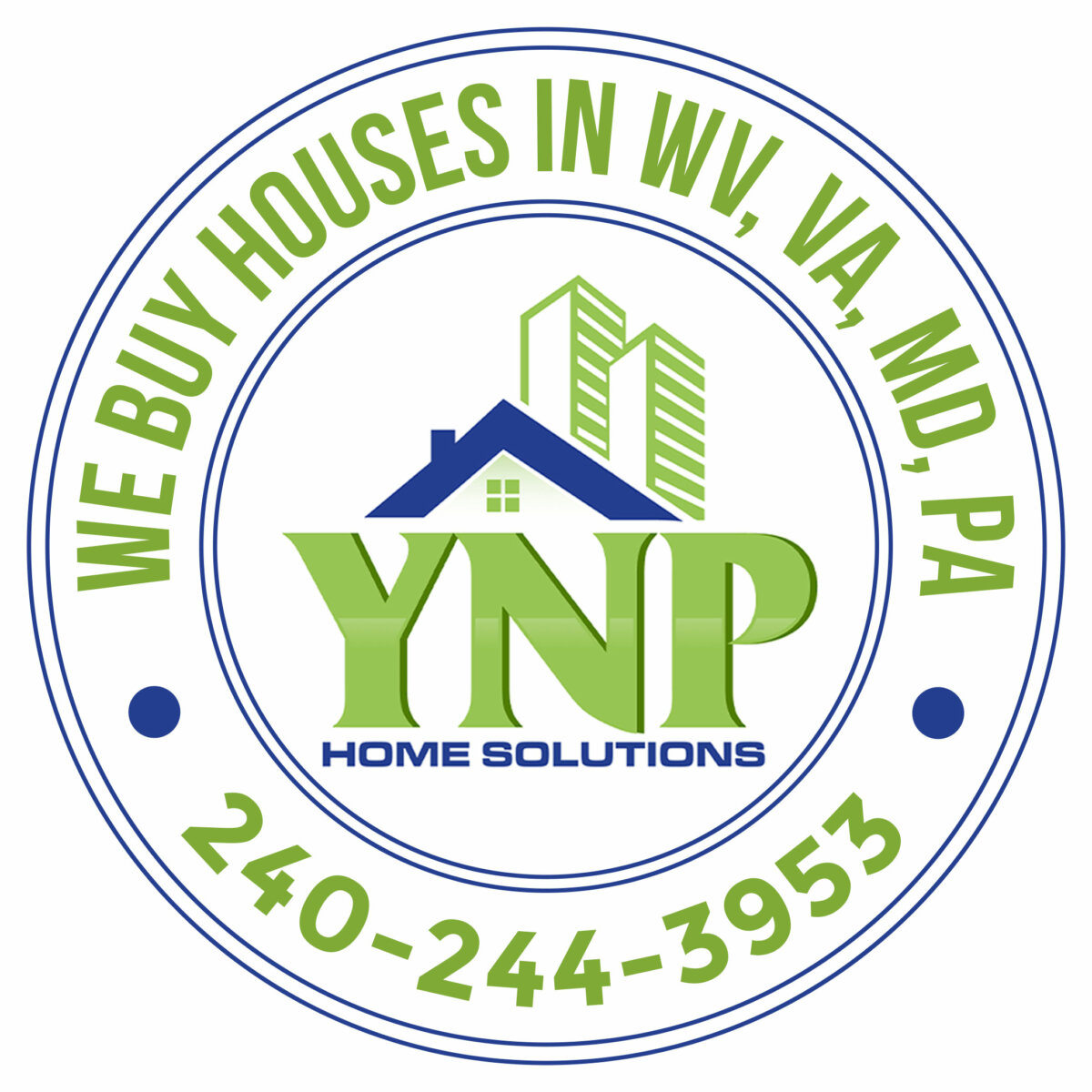 YNP Home Solutions logo