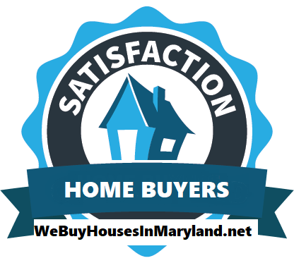 I Buy Houses in Maryland logo