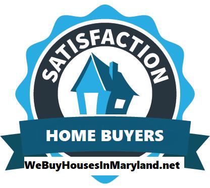 I Buy Houses in Maryland logo