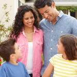Owner Financing Advantages for Buyers | family smiling