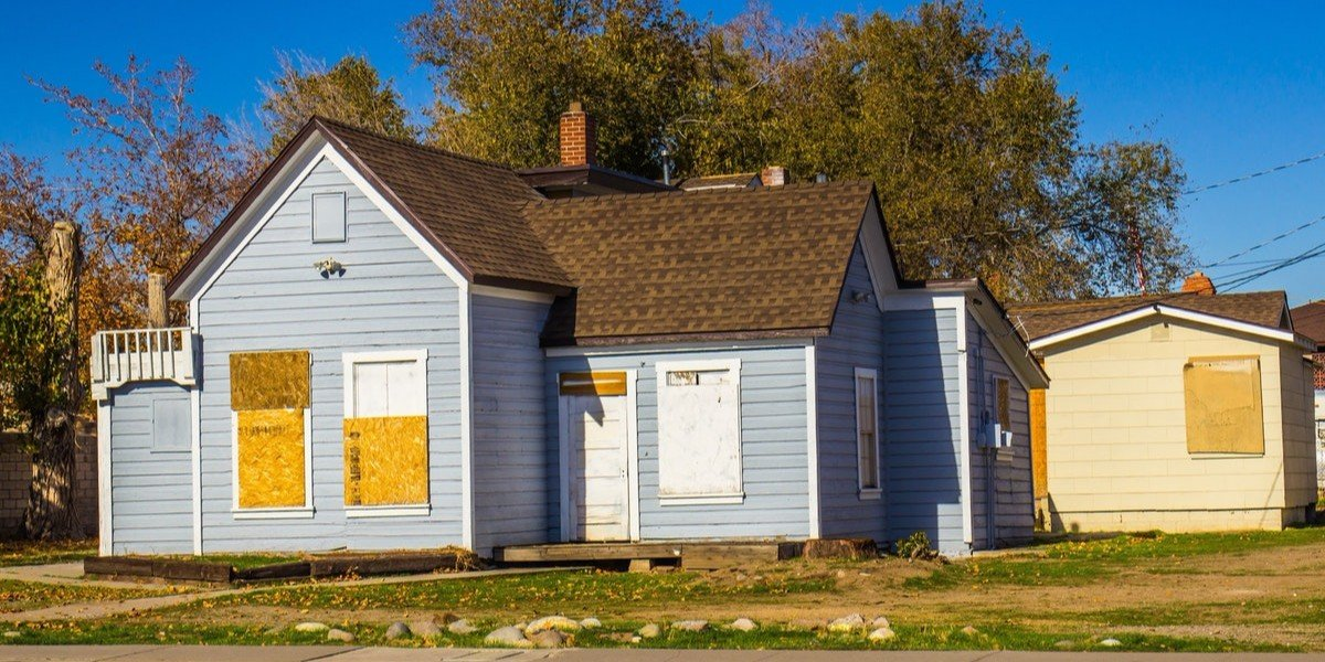 Fix Up A House | distressed home