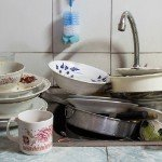 Owner Occupied Multi-Family Investment | dirty dishes