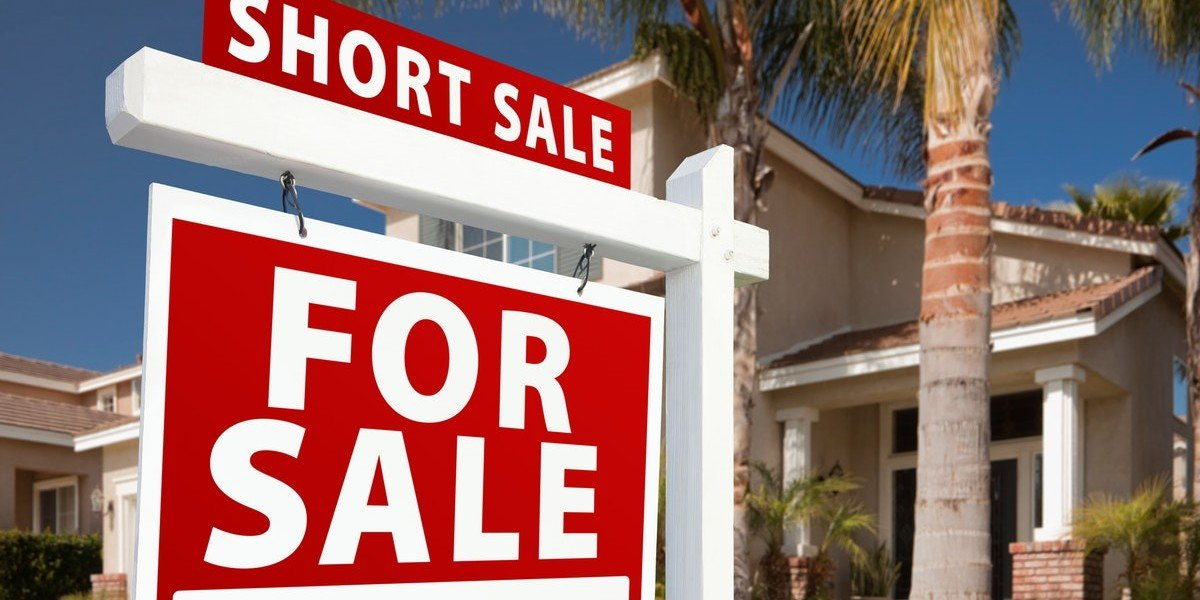 Offer on a Short Sale in | for sale sign